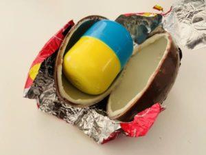どうぶつの森チョコエッグカプセル